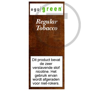 Ego Green - Regular Tobacco