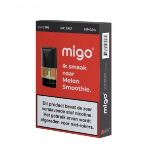 Migo - Melon Smoothie (2x)
